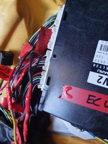 5EAT to 6MT wiring mods - MY08 spec B wagon